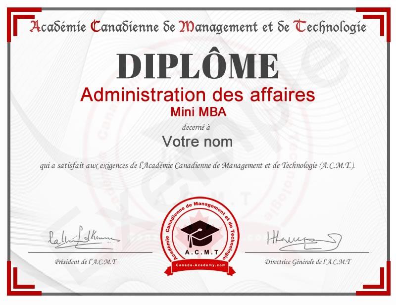 diplome-administration-affaire-mini-mba