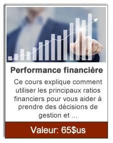 Performance financière